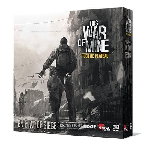This War of Mine : ext 2 - En état de siège