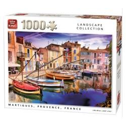 Puzzle Landscape - Martigues, France