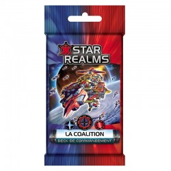 Star Realms : Command Deck - La Coalition