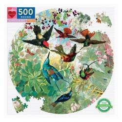 Puzzle Hummingbirds