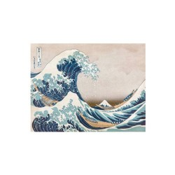Puzzle Wentworth : La Vague de Kanagawa (Hokusai)