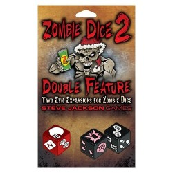 Zombie Dice 2 : Double Détente