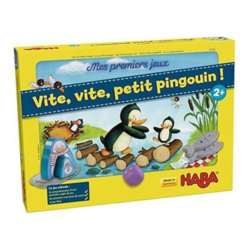Mes Premiers Jeux : Vite, vite, petit pingouin !