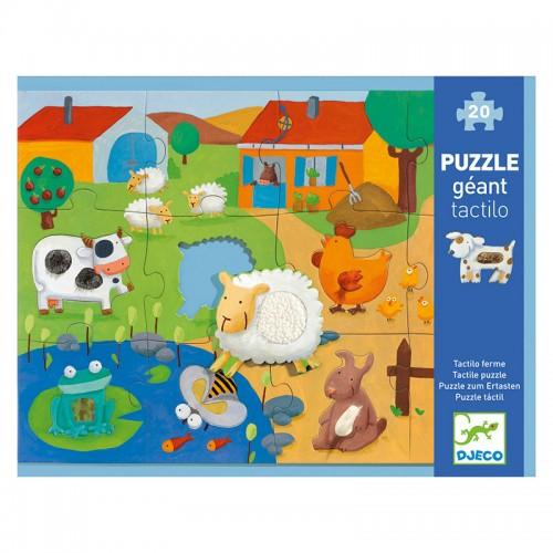 Puzzle Géant : Tactilo ferme