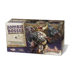 Zombicide Black Plague : Abomination Pack Zombies