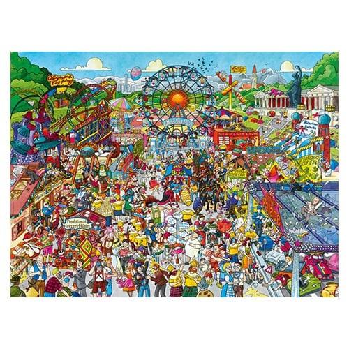 Puzzle Oktoberfest (Schöne)