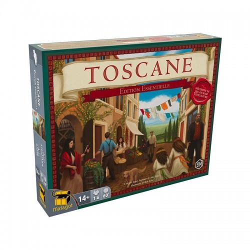 Viticulture : extension Toscane