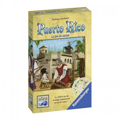 Puerto Rico le jeu de cartes