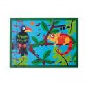 Puzzle : Toucan jungle