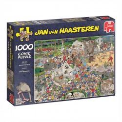 Au zoo (jan Van Haasteren)