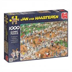 Le Court de Tennis (jan Van Haasteren)