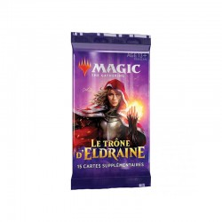 Magic the gathering : Booster Trône d'Eldraine