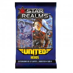 Star Realms : United - Héros