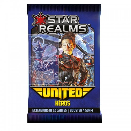Star Realms : United - Héros