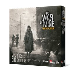 This War of Mine : ext 1 - Mémoires de la Cité en Ruine