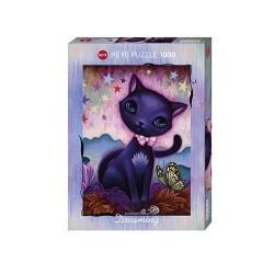 Puzzle Black Kitty (Ketner)