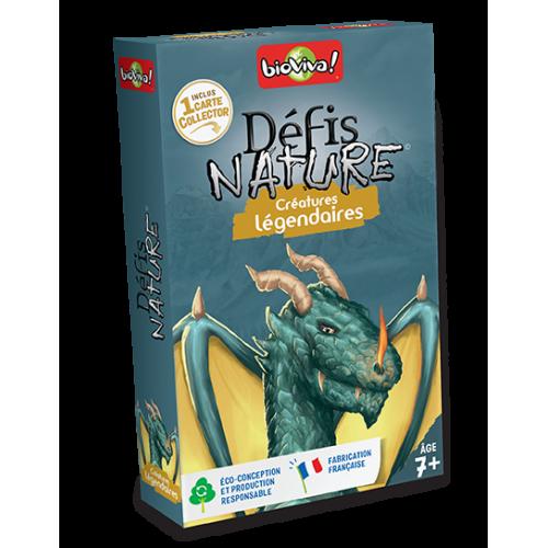 Défis Nature : Créatures Légendaires