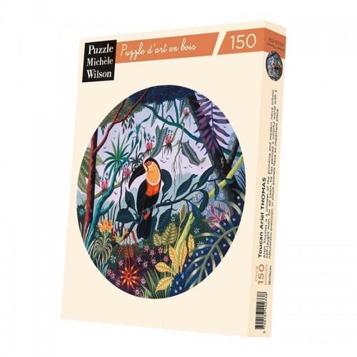 Toucan Ariel -Puzzle bois 150p