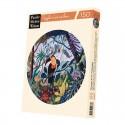 Puzzle bois - Toucan Ariel