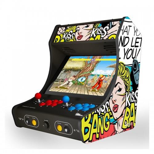 Arcade Compact Kiss Kiss Bang Bang