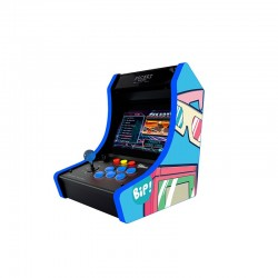 Arcade Pocket Back in Time Blue