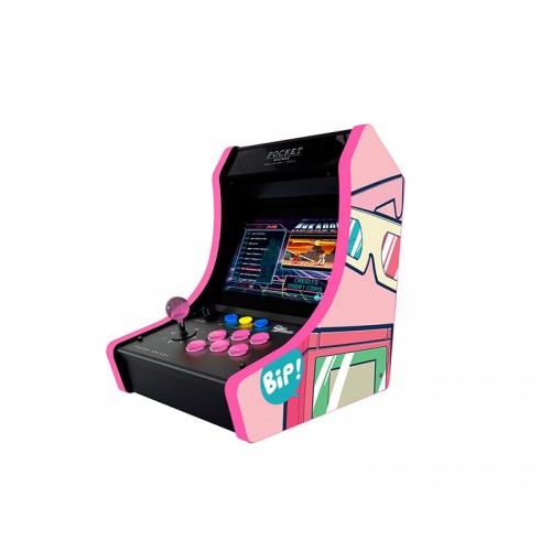 Arcade Pocket Back in Time Pink