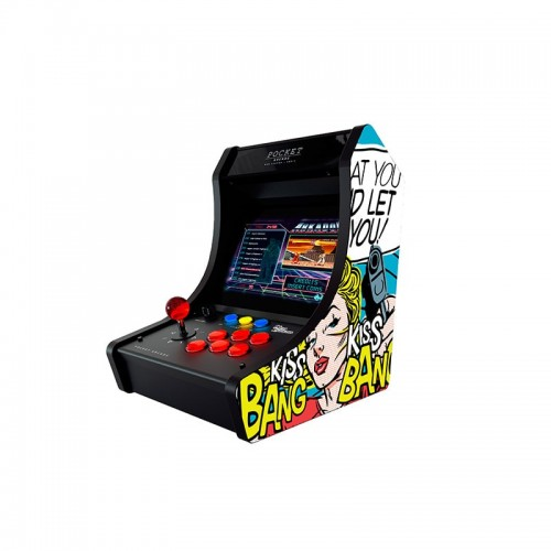 Arcade Pocket Kiss Kiss Bang Bang