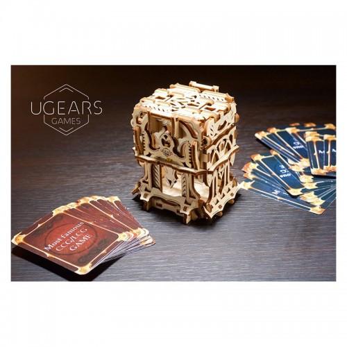 Ugears Games : Gardien des Cartes (Deckbox)