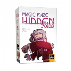 Magic Maze : Hidden roles