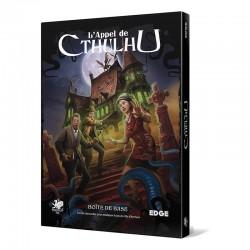 L'appel de Cthulhu boite de base