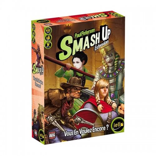 Smash Up : Vous en voulez encore ?