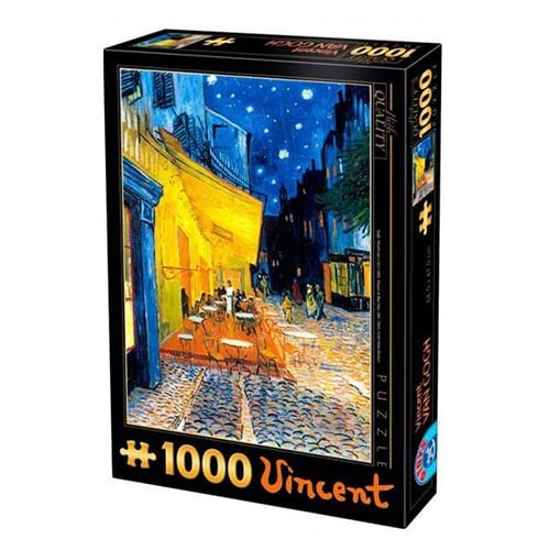 Puzzle Café Terrasse (Van Gogh)
