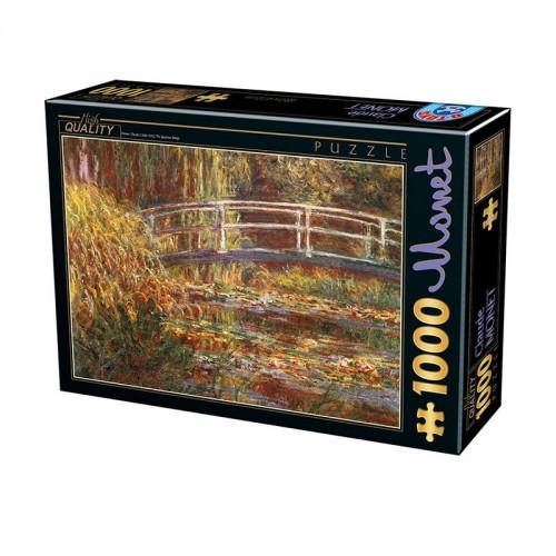 Puzzle Le Pont Japonais (Monet)