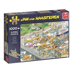 L'écluse (Jan Van Haasteren)