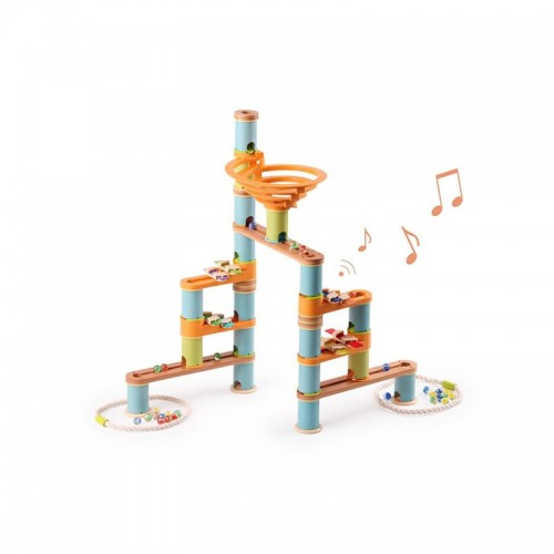 Circuit de billes kit musical