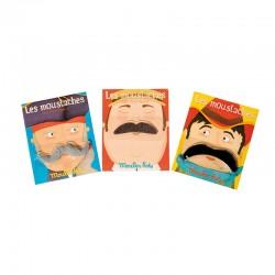 Les Moustaches de Monsieur (Petites Merveilles)
