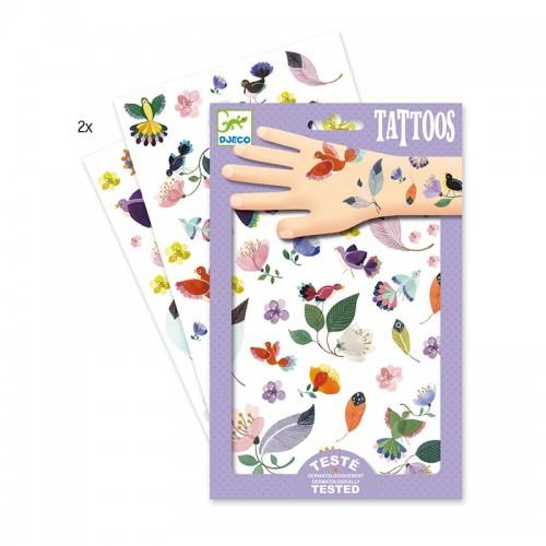 Tatouages: Envolée