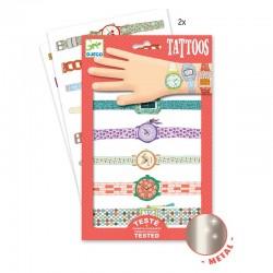 Tatouages: Les montres de Wendy