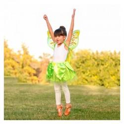 Set Clochette tutu et ailes 4-6 ans