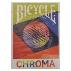 Cartes Bicycle : Chroma