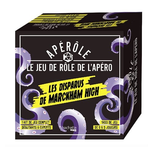 Apérôle : Les Disparus de Marckam High