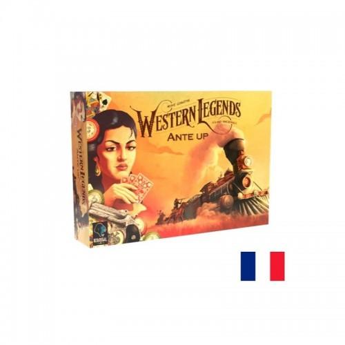 Western Legends : Ante Up - Les jeux sont faits
