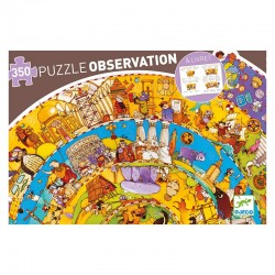 Puzzle Observation : Histoire