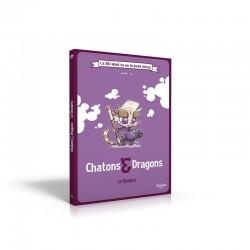 BD dont tu es le petit héros : Chatons & Dragons