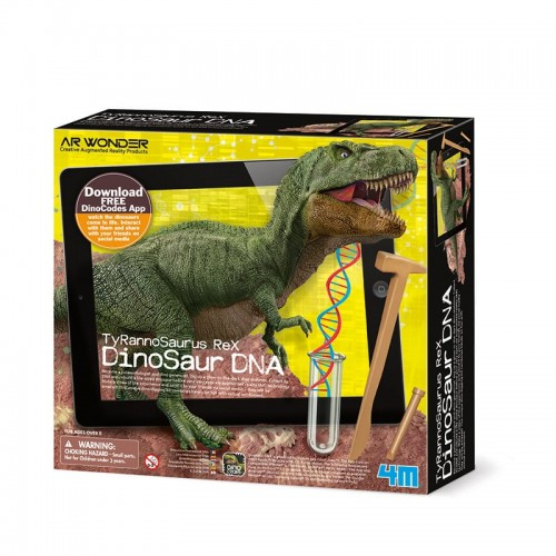 ADN Dinosaure T-Rex