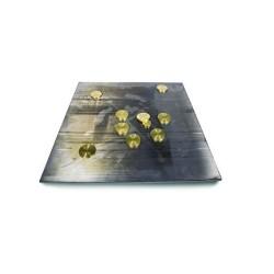 Planche plomb doux 400x400x7 mm