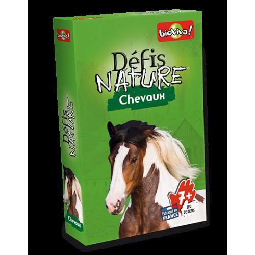 Défis Nature : Chevaux