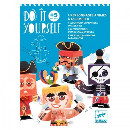 Do it yourself : Personnages animés, à l'abordage