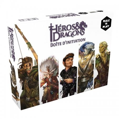 Héros & Dragons : Boîte d'Initiation Role N Play