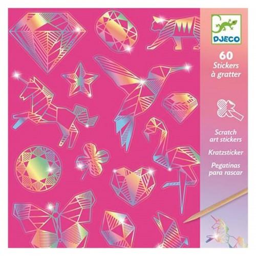 Cartes à gratter : Diamond
